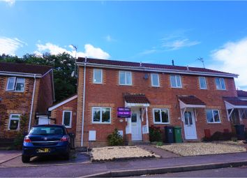 Thumbnail 2 bedroom end terrace house for sale in Mayhill Close, Cardiff