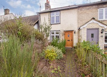 Thumbnail 2 bed terraced house for sale in High Street, Harston, Cambridge