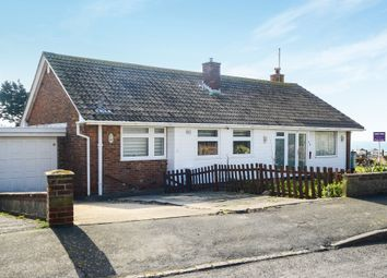 Thumbnail 3 bed detached bungalow for sale in Gorham Way, Telscombe Cliffs, Peacehaven