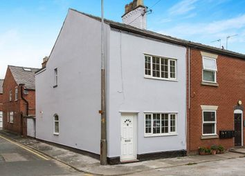 Thumbnail 2 bed terraced house for sale in The Meadows, Congleton