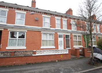 4 bed terraced house for sale in Ayres Road, Old Trafford, Manchester M16