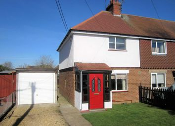 Thumbnail 3 bedroom end terrace house to rent in Folly Road, Deanshanger, Milton Keynes