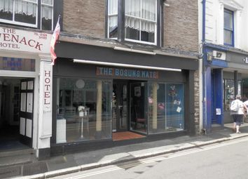 Thumbnail Restaurant/cafe for sale in The Bosuns Mate, 27, Arwenack Street, Falmouth