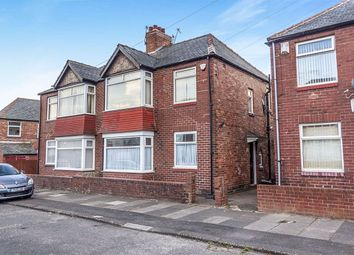 Thumbnail 2 bed flat for sale in Lisle Street, Wallsend