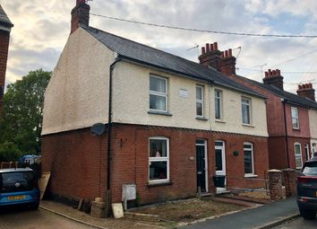Thumbnail 3 bedroom semi-detached house for sale in Paper Mill Lane, Bramford, Ipswich