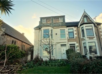 Thumbnail 4 bed semi-detached house for sale in Chy An Gweal, St. Ives