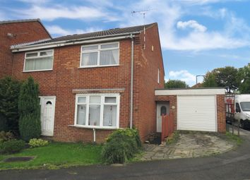 Thumbnail 2 bed end terrace house for sale in Barlow Drive North, Awsworth, Nottingham