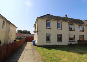 Thumbnail 2 bedroom flat for sale in Ladyford Avenue, Kilwinning