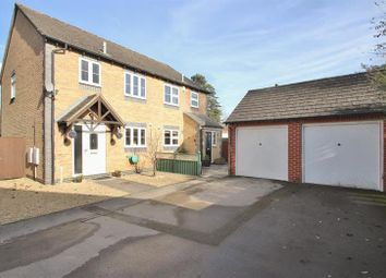 Thumbnail 3 bed semi-detached house for sale in Lime Grove, Southmoor, Abingdon