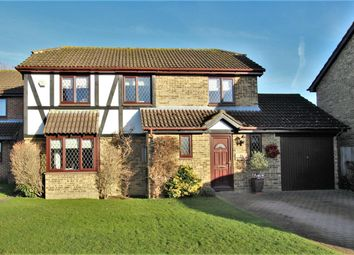 Thumbnail 4 bed detached house for sale in Cedar Drive, Southwater, Horsham