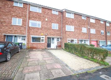 Thumbnail 4 bed town house for sale in Gaveston Close, Warwick