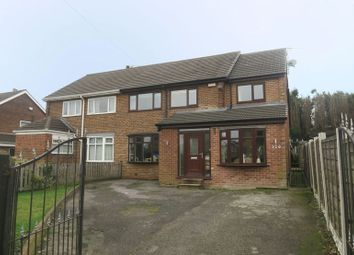 Thumbnail 5 bedroom semi-detached house for sale in Dewsbury Road, Tingley, Wakefield