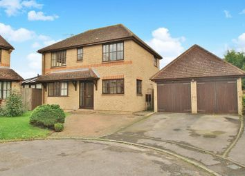Thumbnail 4 bedroom detached house for sale in Mcmullan Close, Wallingford