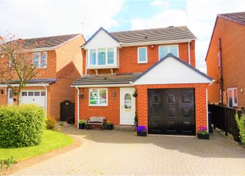 Thumbnail 4 bed detached house for sale in Whitehead Close, Sheffield