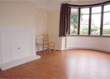 Thumbnail 3 bedroom semi-detached house to rent in Clarendon Gardens, Wembley