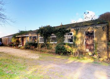 Thumbnail 4 bed detached bungalow for sale in Station Road, Enslow, Oxfordshire