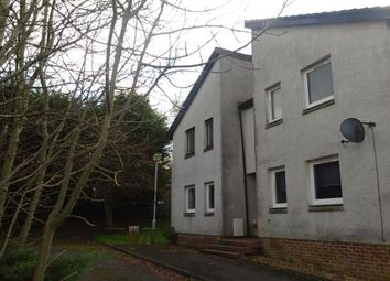 Thumbnail 1 bedroom flat to rent in Robertson Close, Kirkmuirhill