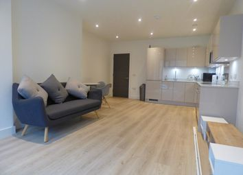 Thumbnail 2 bed flat to rent in Glassblowers House, Aberfeldy Village, London