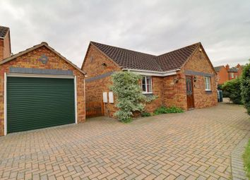 3 bed detached bungalow for sale in Orchard Close, Burringham, Scunthorpe DN17