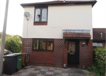 Thumbnail 2 bed end terrace house to rent in Cardinals Gate, Werrington, Peterborough
