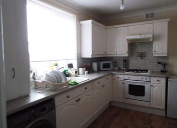 Thumbnail 2 bed flat to rent in Yoden Road, Peterlee