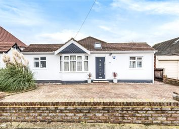 Thumbnail 4 bed detached bungalow for sale in Derwent Avenue, Pinner, Middlesex