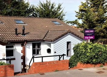 Thumbnail 2 bed semi-detached house for sale in Chestnut Way, Newhaven