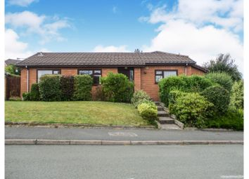 Thumbnail 3 bed detached bungalow for sale in Maes Madog, Colwyn Bay
