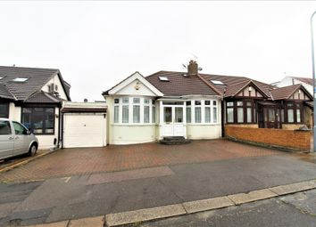 Thumbnail 5 bed bungalow for sale in Leigh Avenue, Ilford