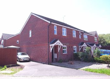 Thumbnail 2 bed semi-detached house for sale in Hallwood Drive, Ledbury