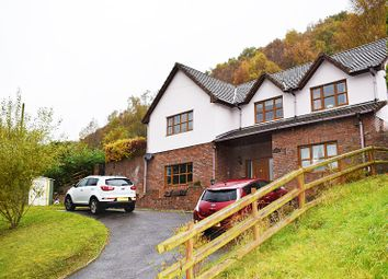 Thumbnail 4 bed detached house for sale in Upper Tribute Avenue, Newport
