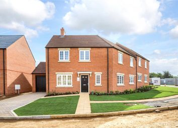 Thumbnail 4 bed semi-detached house for sale in Henge Close, Adderbury, Banbury, Oxfordshire