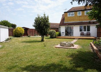 Thumbnail 3 bed semi-detached house for sale in Lade Fort Crescent, Romney Marsh