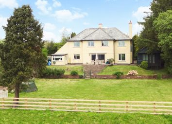 Thumbnail 4 bed detached house for sale in Wheddon Cross, Minehead