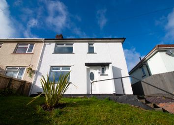 3 bed semi-detached house for sale in Brynheulog, Mountain Ash CF45