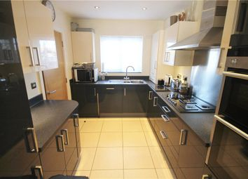 Thumbnail 4 bed end terrace house for sale in Longford Way, Staines-Upon-Thames, Surrey