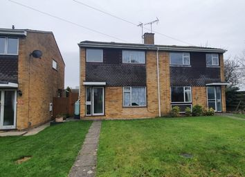 Thumbnail 3 bed semi-detached house to rent in Mays Way, Potterspury