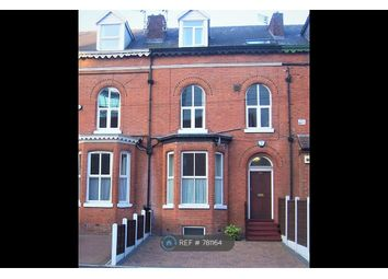 Thumbnail Room to rent in Upper Brook Street, Manchester