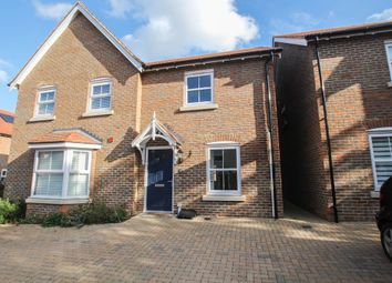 Thumbnail 2 bed semi-detached house for sale in Crawley Hobbs Close, Saffron Walden