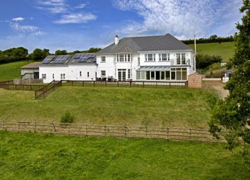 Thumbnail 9 bedroom equestrian property for sale in Dunsford, Exeter, Devon