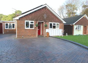 Thumbnail 2 bed detached bungalow for sale in Beverley Heights, Southampton