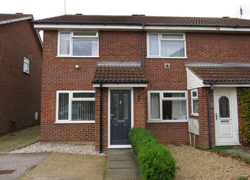 Thumbnail 2 bed property to rent in Broadoak Close, Carlton Colville, Lowestoft