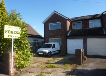 Thumbnail 4 bed semi-detached house to rent in Vicarage Road, Sunbury