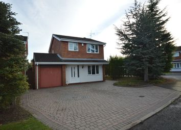 Thumbnail 3 bed detached house to rent in Clover Dale, Perton, Wolverhampton