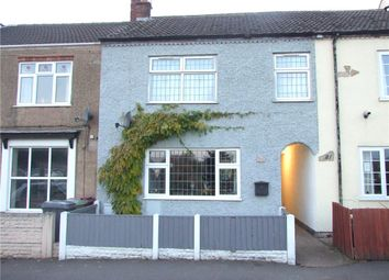 Thumbnail 3 bed terraced house for sale in New Lane, Hilcote, Alfreton