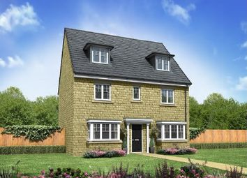 """Thumbnail 5 bed detached house for sale in """"The Regent"""" at Bawtry Road, Bessacarr, Doncaster"""