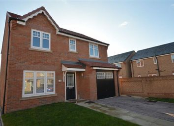 Thumbnail 4 bed detached house for sale in The Granary, Eggborough, Goole