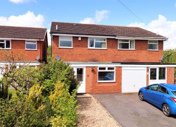 Thumbnail 4 bed semi-detached house for sale in Wyrley Close, Lichfield