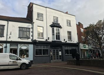 Thumbnail Pub/bar to let in 15 High Street, Nantwich