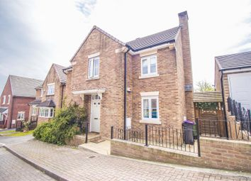 Thumbnail 4 bedroom detached house for sale in Museum Court, Griffithstown, Pontypool
